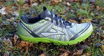 Brooks - Natural Run Sko